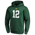 Fanatics Green Bay Packers Hoodie N&N Rodgers No 12 dunkelgrün (2)