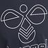 hummel T-Shirt Peter blau (2)
