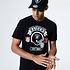 New Era Las Vegas Raiders T-Shirt Graphic Helmet schwarz (2)