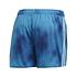 Adidas Freizeit-und Badeshorts 3S F CLX Blau/Weiß (2)