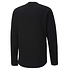 Puma Trainingjacke Casual Team FINAL 21 Schwarz (2)