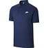 Nike Poloshirt Sportswear UNI 3er Set Schwarz/Grau/Blau (2)