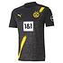 Puma Borussia Dortmund Auswärts Trikot HAALAND 2020/2021 (2)