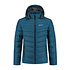 TRAVELIN OUTDOOR Winterjacke Grenivik blau (2)
