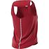 Adidas Muskelshirt Core Linear Damen rot (2)