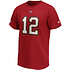 Fanatics Tampa Bay Buccaneers T-Shirt Iconic N&N Brady No 12 rot (2)