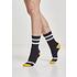 URBAN CLASSICS Socken Multicolor schwarz/gelb/weiß (2)