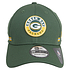 New Era Green Bay Packers Cap Road 39THIRTY Sideline 2020 grün (2)