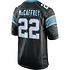 Nike Carolina Panthers Trikot Heim Game McCaffrey (2)