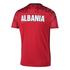 Macron Albanien Trainingsshirt Sprint rot (2)