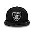 New Era Las Vegas Raiders Cap Diamond 9FIFTY schwarz (2)