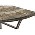 Siena Garden Tisch Felina 35,5x70x71 cm silber/schwarz (2)