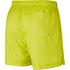 Nike Freizeit- und Badeshorts Grün (2)