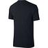 Nike T-Shirt Futura Icon Schwarz/Rot/Weiß (2)