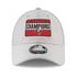 New Era Tampa Bay Buccaneers Cap Super Bowl 55 Champion Parade 9FORTY grau (2)