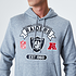 New Era Las Vegas Raiders Hoodie Graphic grau (2)