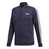 Adidas Trainingsanzug 3 Streifen Blau (2)