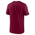 Nike Washington Redskins T-Shirt Team Name Sideline rot (2)