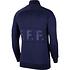 Nike Frankreich Track Jacket EM 2021 Blau (2)