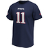 Fanatics New England Patriots T-Shirt Iconic N&N Edelman No 11 navy (2)