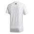 Adidas Spanien T-Shirt EM 2021 Weiß (2)