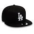 New Era Los Angeles Dodgers Cap Essential 9FIFTY schwarz (2)