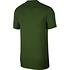 Nike T-Shirt Klassik Grün/Weiß (2)