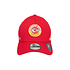 New Era Kansas City Chiefs Cap Road 39THIRTY Sideline 2020 rot (2)