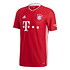 Adidas FC Bayern München Kinder Set Heim Trikot + Shirt CL Sieger 2020 Rot (2)