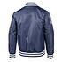 New Era New England Patriots Bomberjacke Wordmark blau (2)