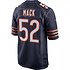 Nike Chicago Bears Trikot Heim Game Mack (2)