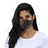 3er Set Mund-Nase Maske Damen Leo (2)