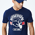 New Era New England Patriots T-Shirt Graphic Helmet blau (2)