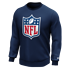 Fanatics NFL Shield Sweatshirt Logo Graphic navy (2)