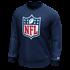 Fanatics NFL Shield Sweatshirt Logo Graphic navy (2)