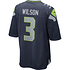 Nike Seattle Seahawks Trikot Heim Game Wilson navy (2)