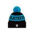 New Era Carolina Panthers Beanie On Field Sport Knit blau (2)