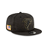 New Era Atlanta Falcons Cap Salute To Service 2020 9FIFTY schwarz (2)