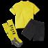 Puma Borussia Dortmund Trikot Heim 2020/2021 Mini Kit (2)