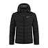 TRAVELIN OUTDOOR Winterjacke Grenivik schwarz (2)
