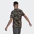 Adidas T-Shirt CAMO AOP Braun (2)