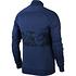 Nike England Track Jacket EM 2021 Blau (2)