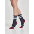URBAN CLASSICS Socken Multicolor navy/weiß/rot (2)