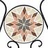 Siena Garden Klappsessel Stella 46x37x89,5 cm schwarz (2)