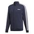 Adidas Trainingsanzug 3 Streifen RELAX Blau (2)