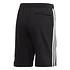 Adidas Deutschland DFB Training Shorts 3S EM 2021 Schwarz (2)