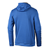 hummel Hoodie Authentic Poly blau (2)