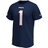 Fanatics New England Patriots T-Shirt Iconic N&N Newton No 1 navy (2)