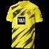 Puma Borussia Dortmund Heim Trikot HAZARD 2020/2021 Kinder (2)
