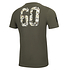 New Era New England Patriots T-Shirt Camo Injection grün (2)